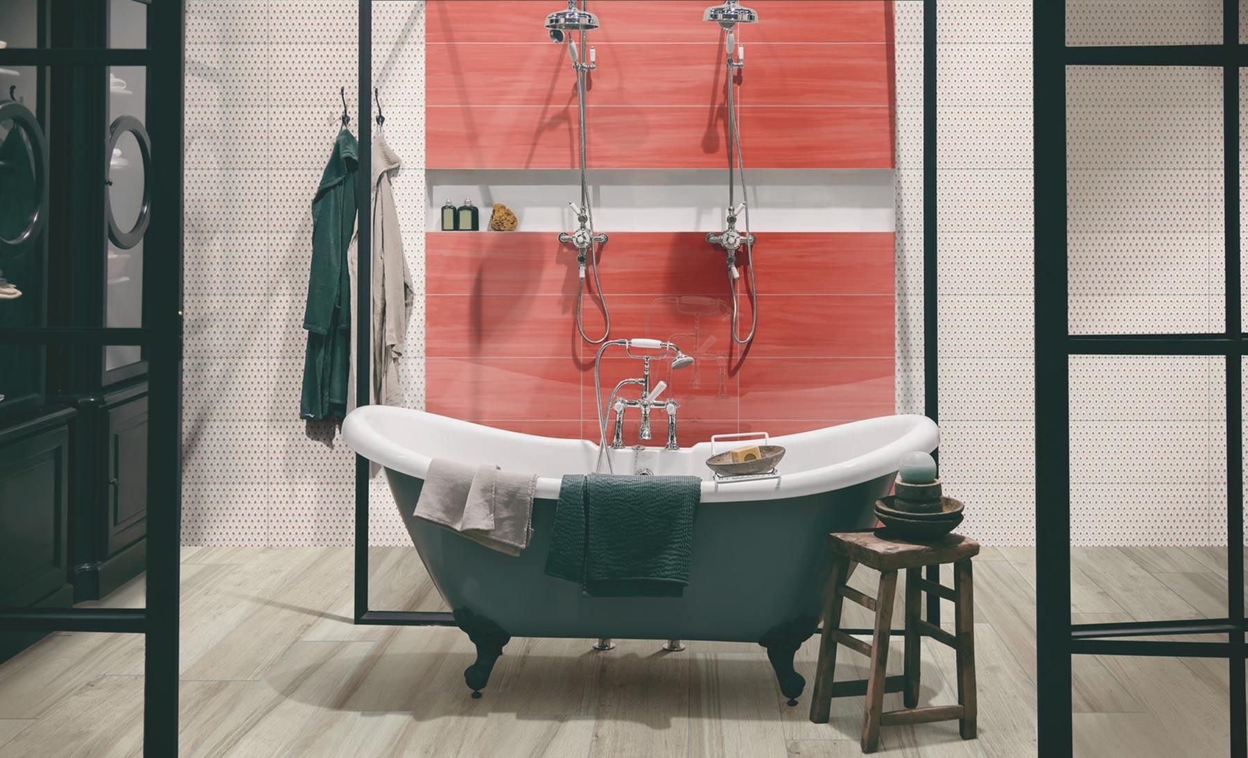 Marchioro Proposta Bagno Red Glossy